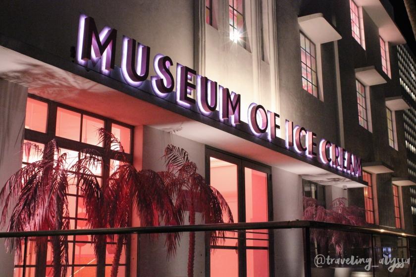museum of ice cream miami travelingalyssa. Black Bedroom Furniture Sets. Home Design Ideas