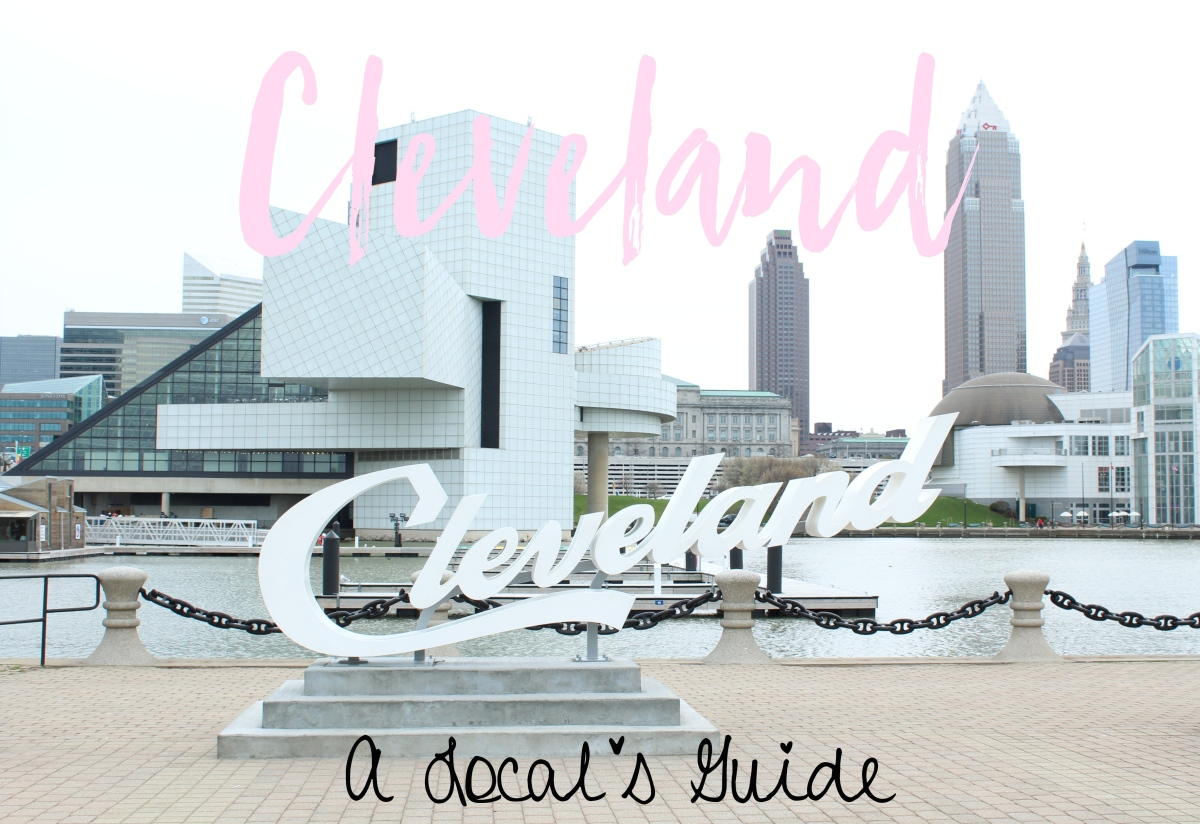Cleveland: A Local'sGuide