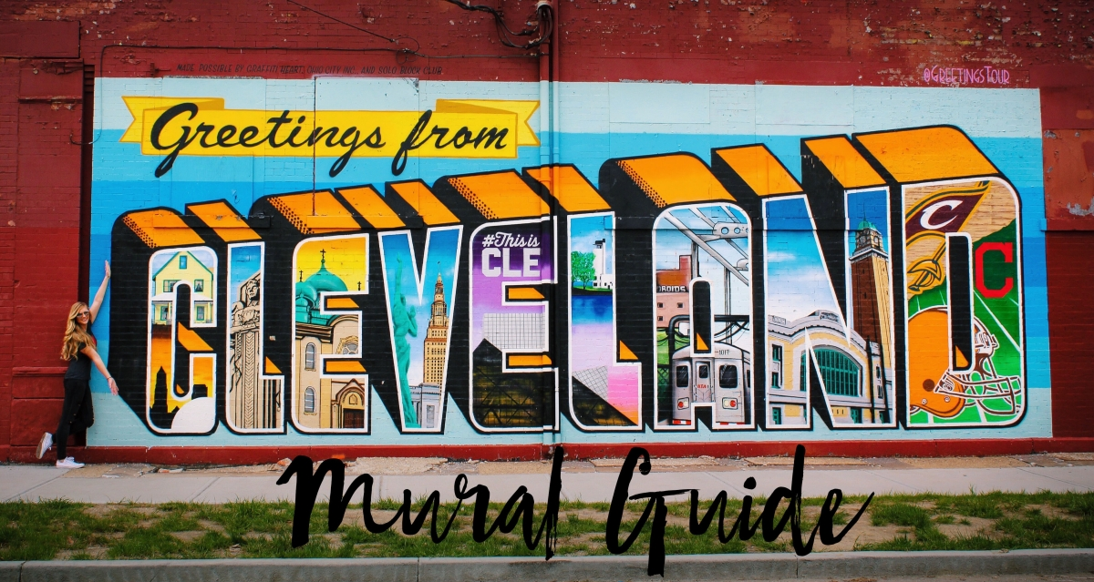 Cleveland Mural Guide