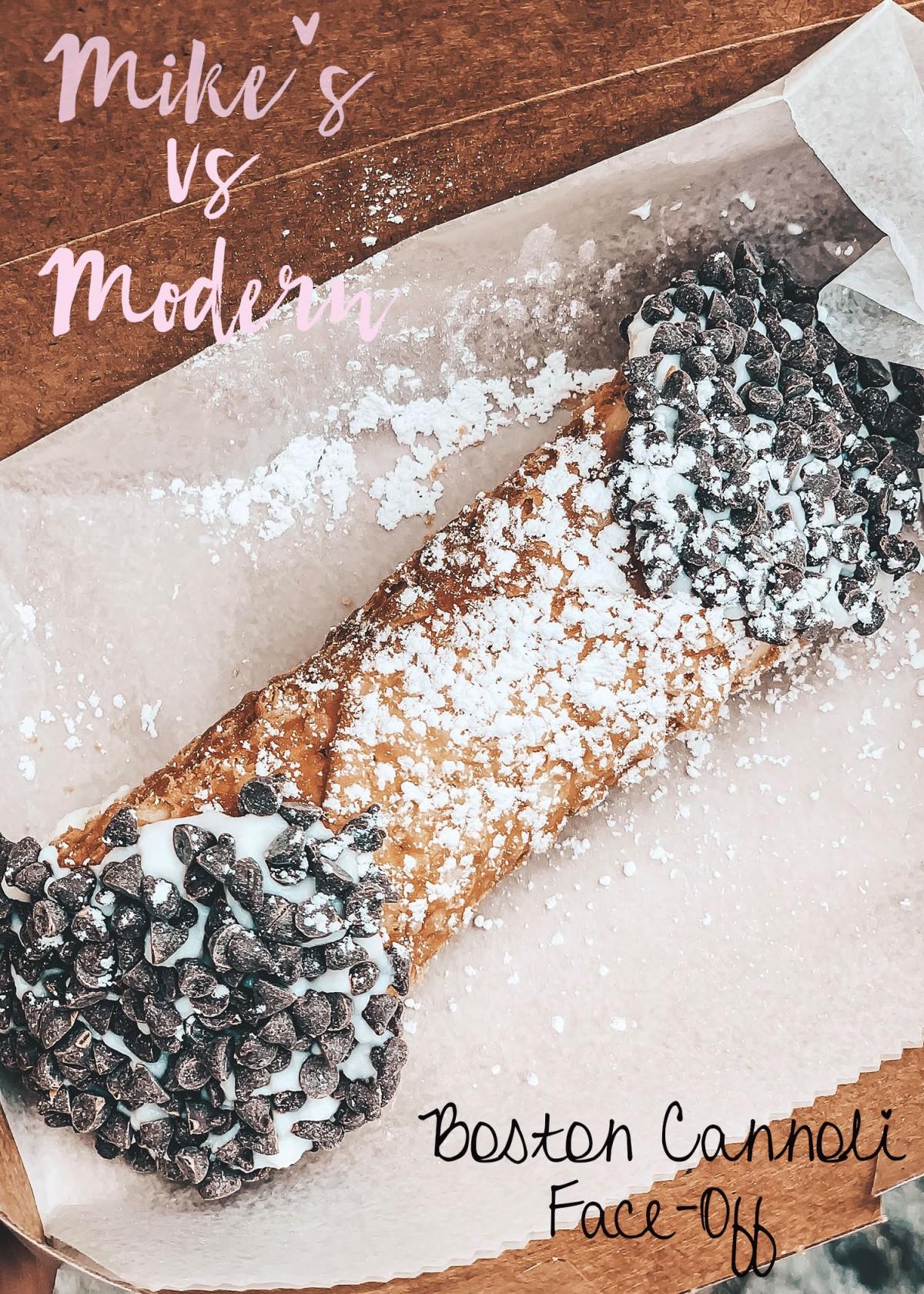 Mike's Pastry vs. ModernPastry